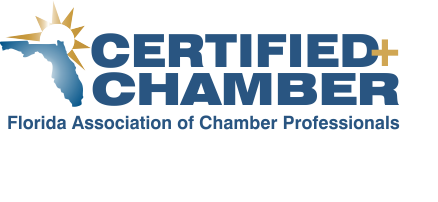 Photo of Florida Association of Chamber Professionals Certification Seal