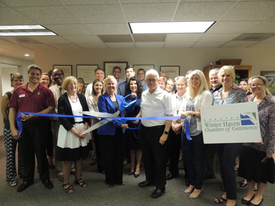 Rignanese Ribbon cutting