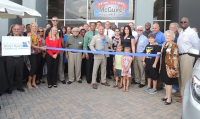 McGuire Kia Ribbon Cutting