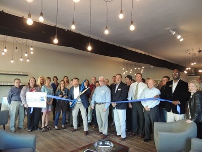 Haven ribbon cutting