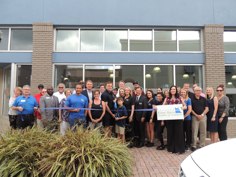 Laws of Fitness Downtown ribbon cutting