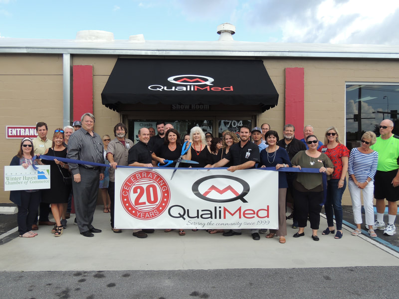 QualiMed Ribbon Cutting
